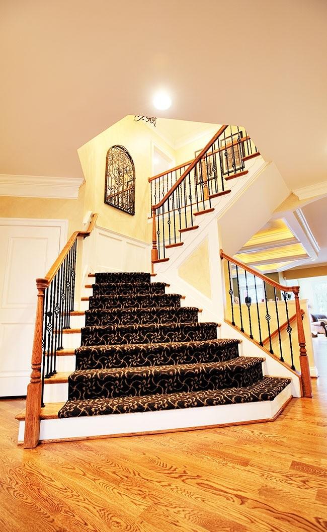 Stairwell Walls