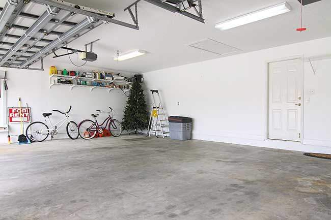 Packing a Smart Garage