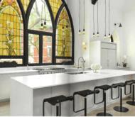 Decorative Blown Glass ~ Windows, Doors, Showers & Walls