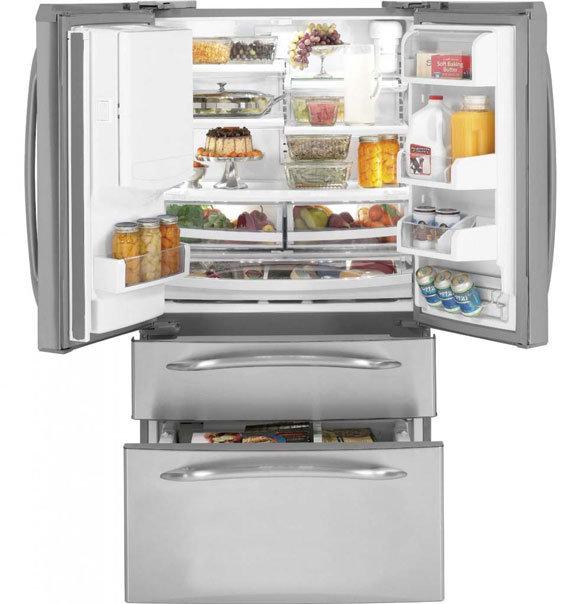 The Latest in Refrigerators