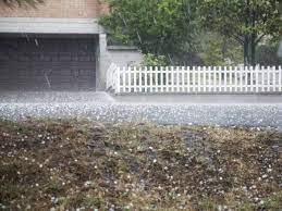 Hailstorm safety tips