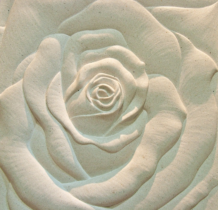 Sculptured Clay Walls
