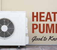 Heat Pump – Good to Know